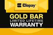 Alliance Garage Doors offers the Clopay Gold Bar Warranty.